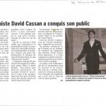 concert David Cassan 001