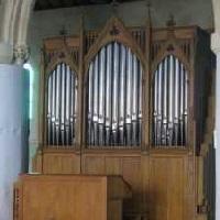Orgue Eglise Notre-Dame d'Evrecy (Calvados)