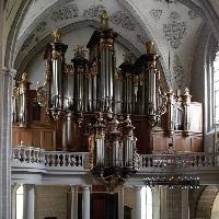 Grand-Orgue de l'église St François de Lausanne