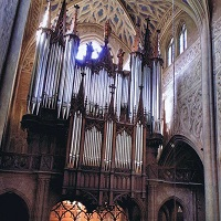 Le grand-orgue de la cathédrale de Chambéry