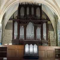 Le grand-orgue Cavaille-Coll d'Etretat
