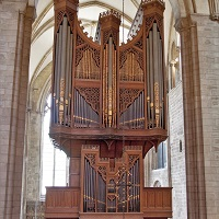 Mander organ of Chichester Cathedral