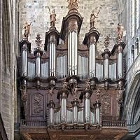 Orgue de la cathédrale Saint-Just de Narbonne