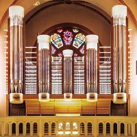 Grand-Orgue Thomas de Diekirch (Luxembourg)