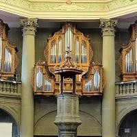 Orgue Metzler - Heiliggeist Kirche
