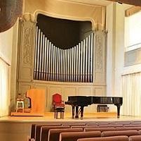 Organo Mascioni  1906
